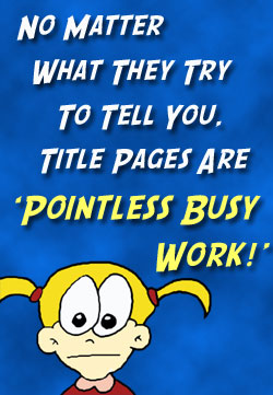 pointlesss-title-pages