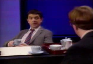 Rowan Atkinson - A Fatal Beating